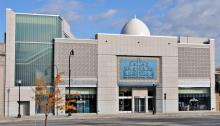 Arab American National Museum welcomes the community.