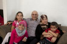 ACCESS services enabled this family to become financially stable.